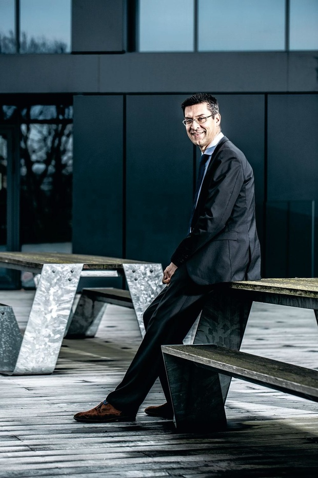 Erwin Malcorps (CEO Sweco Belgium): 'Bescheidenheid is niet altijd een deugd'