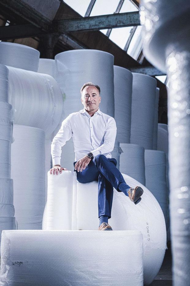 Jan Dejonghe (CEO Abriso): 'Plastic is niet het probleem, afval is het probleem'
