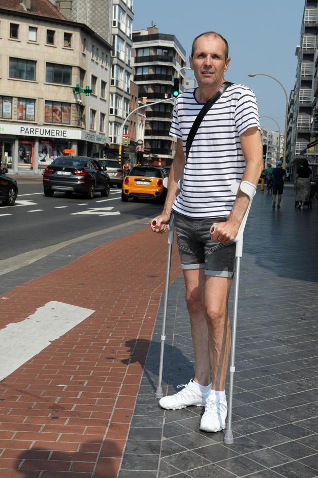 "Deelsteps ter discussie na ongeval in Oostende: ""Er is meer reglementering nodig"""