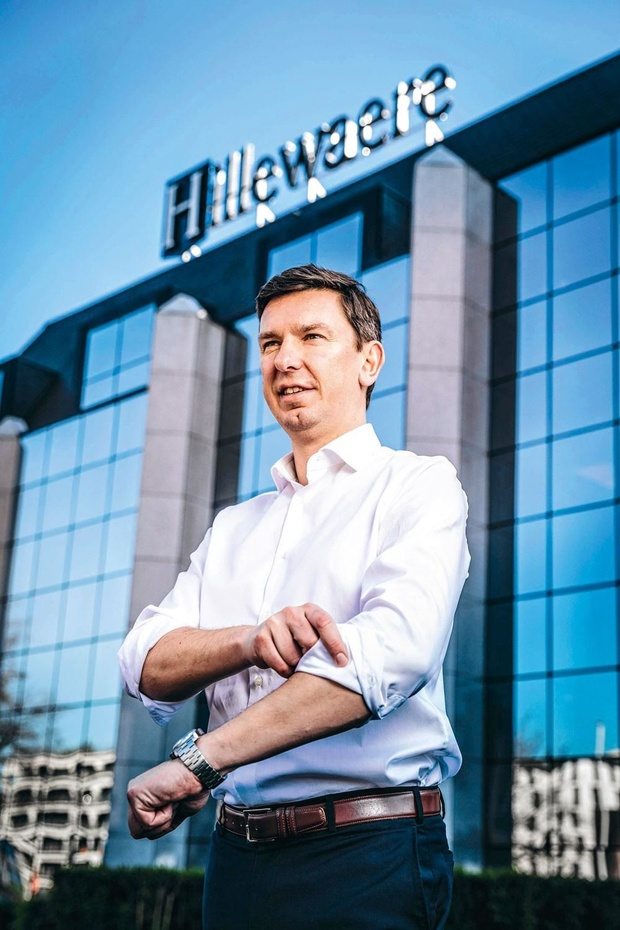 Roel Druyts (CEO vastgoedgroep Hillewaere): 'Makelaars staan voor een tweesprong'