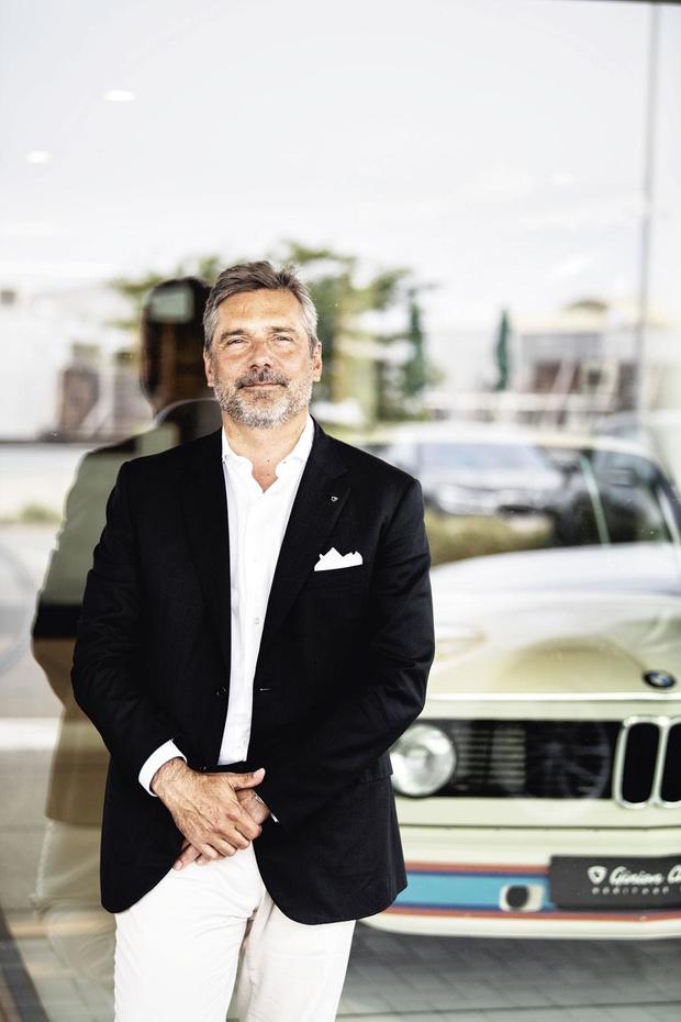 """Stéphane Sertang (CEO de Ginion Group): """"Le business de la voiture de masse va vivre une transformation"""""""