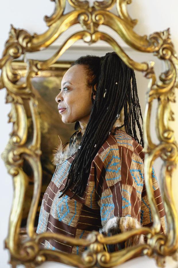 """Pour Léonora Miano, """"il n'y aura pas de divorce entre l'Afrique et l'Europe"""""""