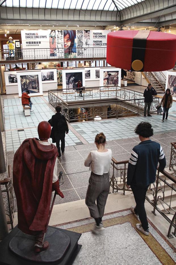BD: pourquoi notre patrimoine culturel quitte la Belgique