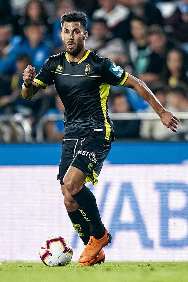 Federico Vico (ex-Anderlecht) leidt tweedeklasser Granada naar promotie