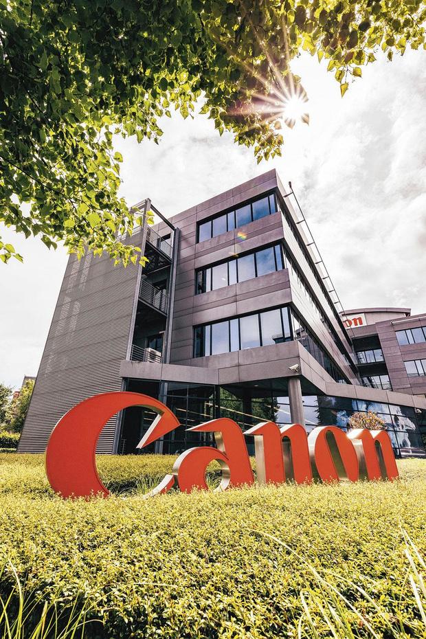 """Jacco Leurs (Canon Belgique et Luxembourg): """"Personne ne souhaite devenir le prochain Kodak"""""""
