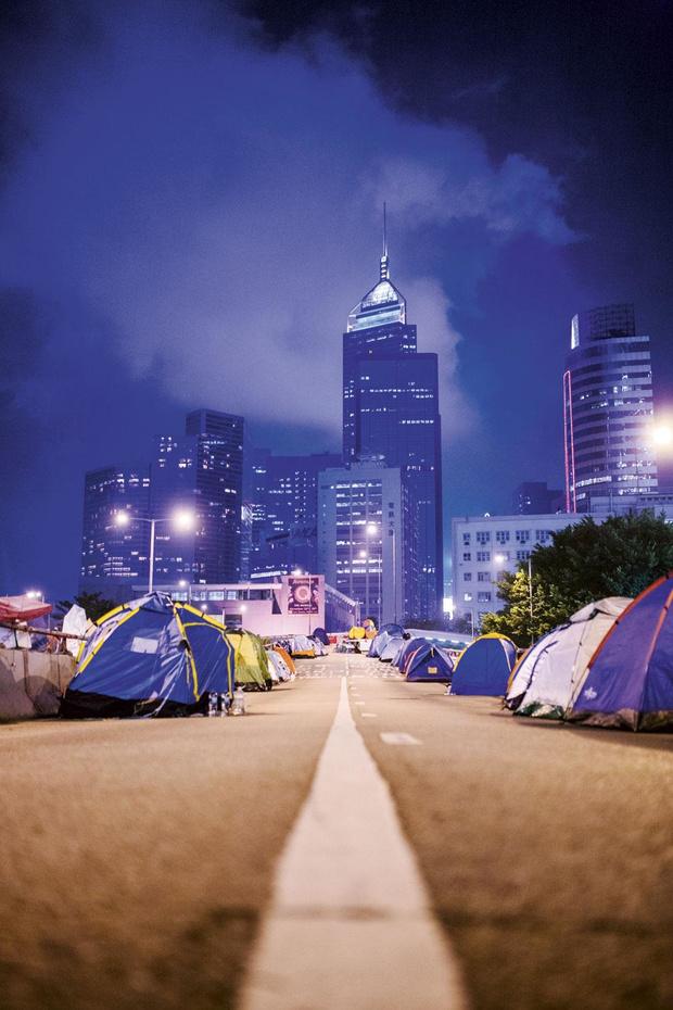 Het onzekere lot van Hongkong