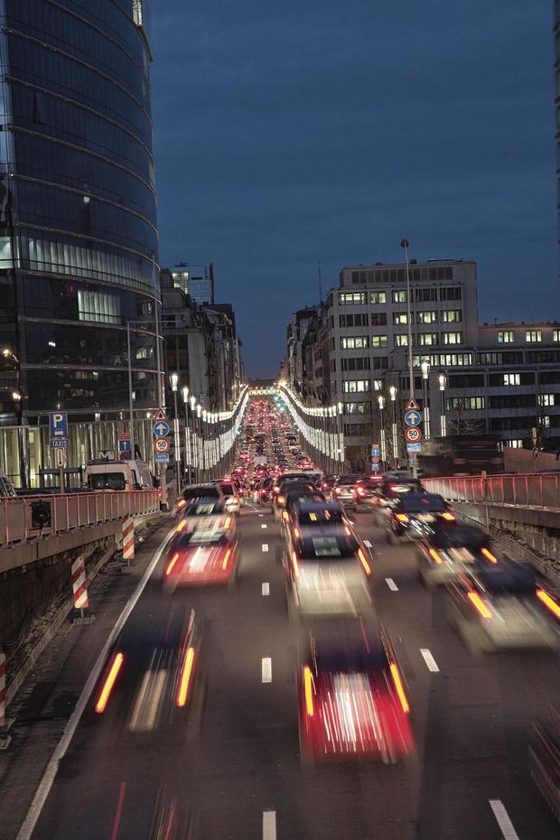 Mobilité : les solutions faciles et rapides d'un expert pour désencombrer Bruxelles