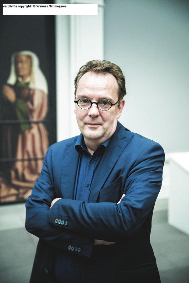 3 vragen aan Johan De Smet