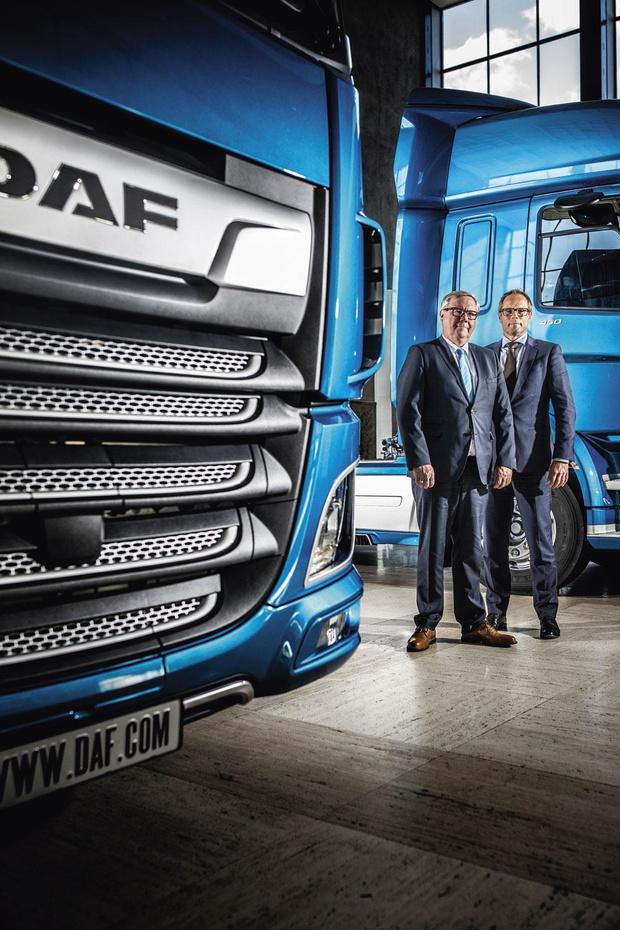 Vrachtwagenbouwer DAF Trucks: 'Diesel zit in het verdomhoekje, maar dat is onterecht.'