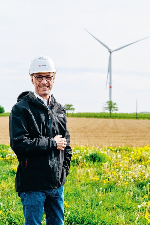 """Grégoire Dallemagne (Luminus) sur la sortie du nucléaire en 2025: """"Le timing est très tendu"""""""