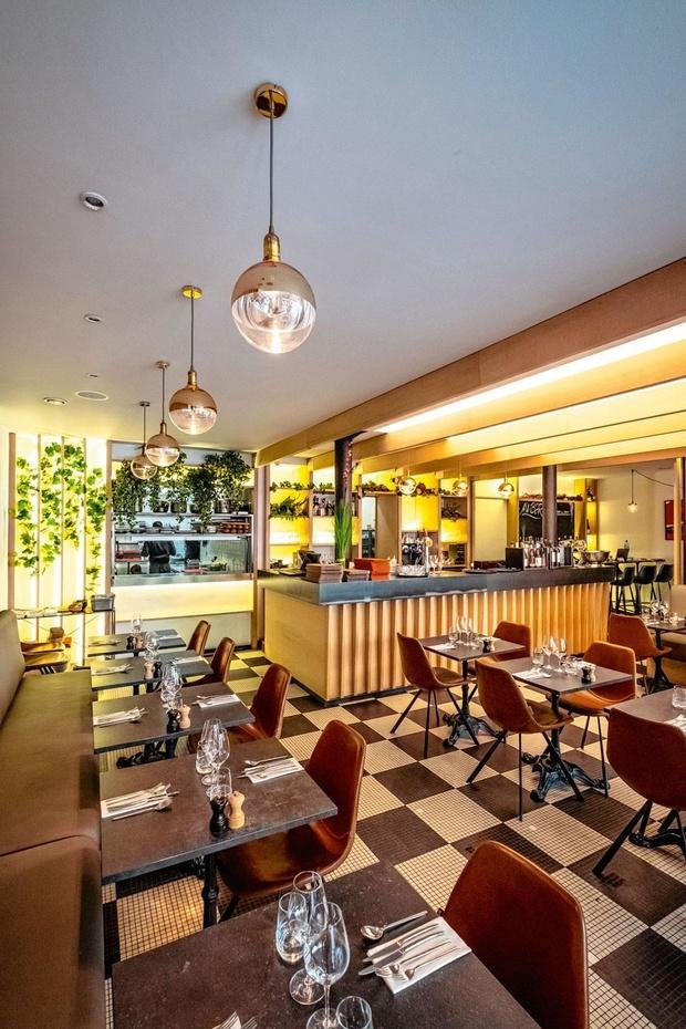 Het Brusselse wijkrestaurant Harvest combineert Vlaamse met Japanse invloeden