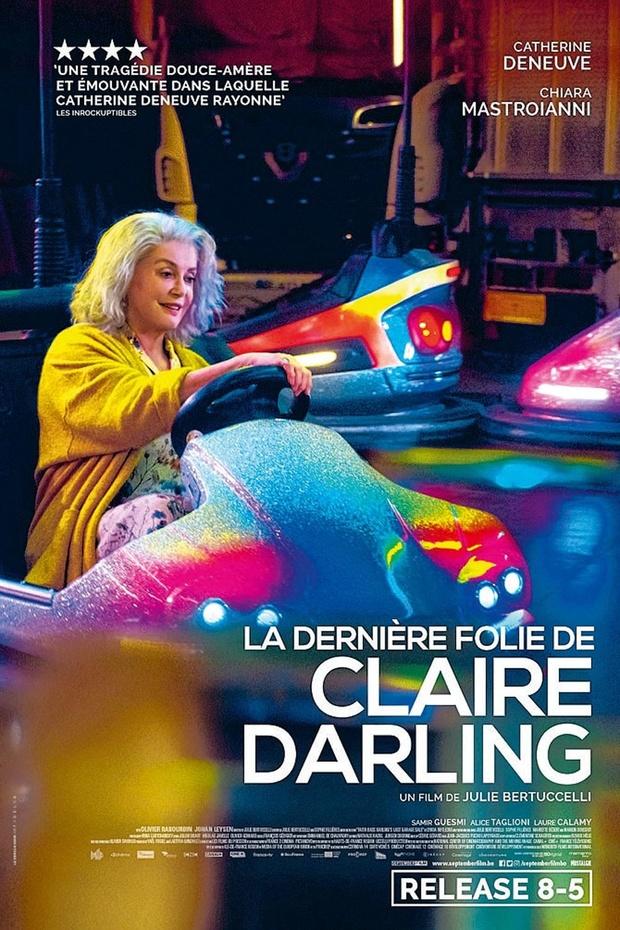 25x2 places pour La Dernière Folie de Claire Darling