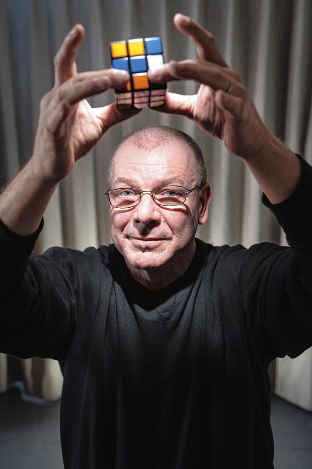 Cyril Hubert est passionné de magie