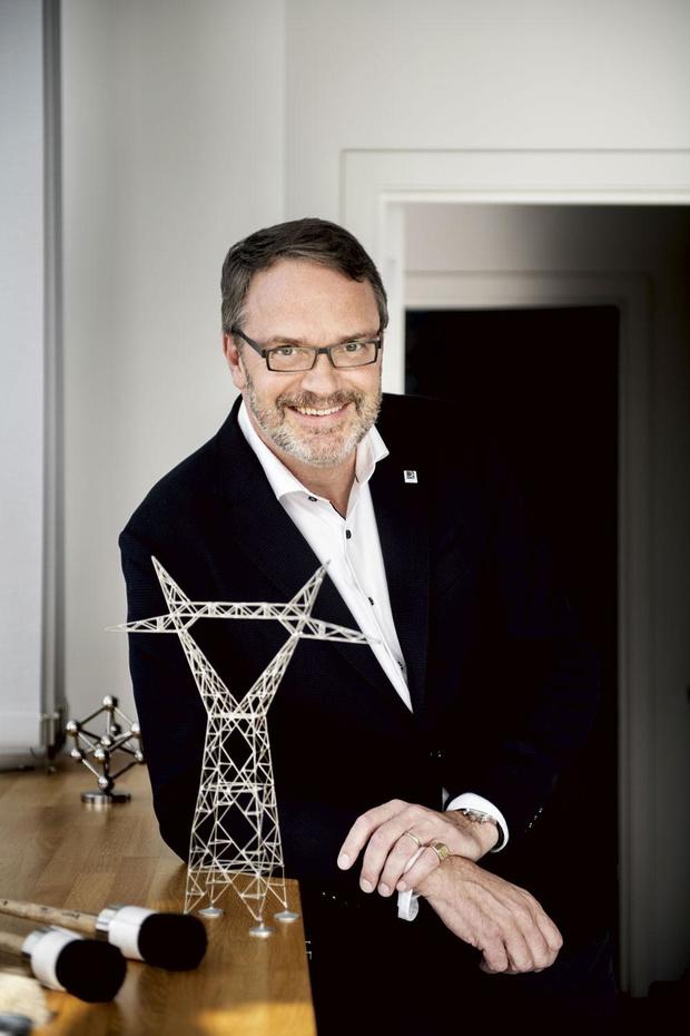 Damien de Dorlodot (Administrateur délégué de Decube): la haute tension comme fil conducteur