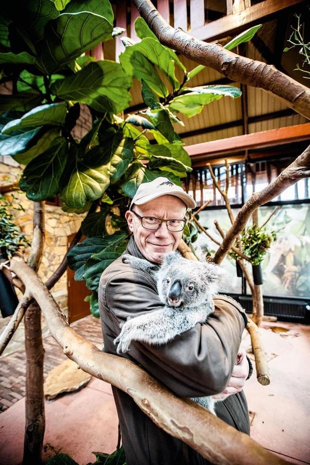 Ronny Lorentsen verzorgde 45 jaar dieren