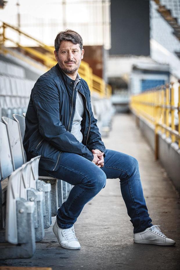 Cercle legt met nieuwe Franse coach accent op teamspirit en winnaarsmentaliteit