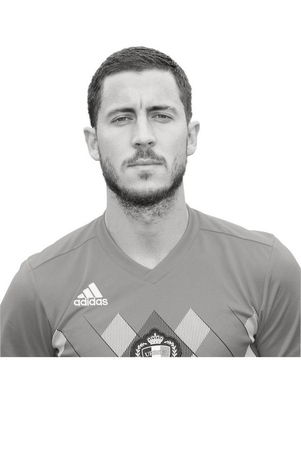 Eden Hazard - Dure voetballer