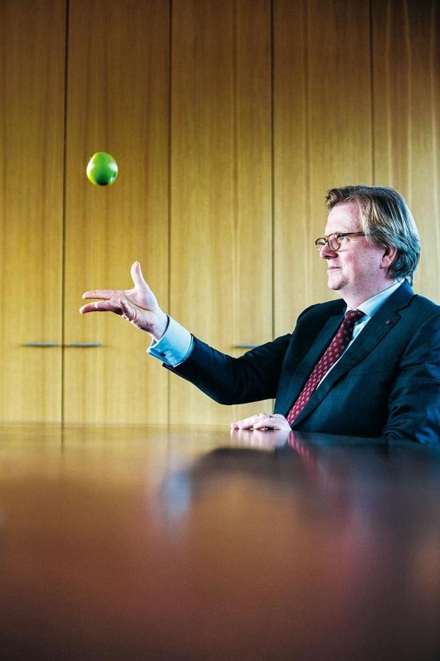 Greenyard ziet schulden zakken