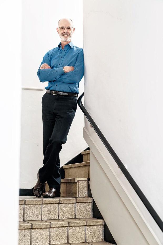 Didier van Severen est un Voisin solidaire