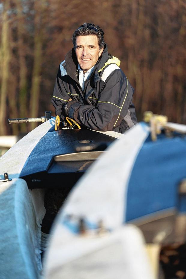 Denis Van Weynbergh est candidat au Vendée Globe