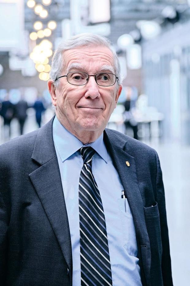 MIT-hoogleraar Nicholas A. Ashford: 'We zitten aan het einde van de industriële bloei'