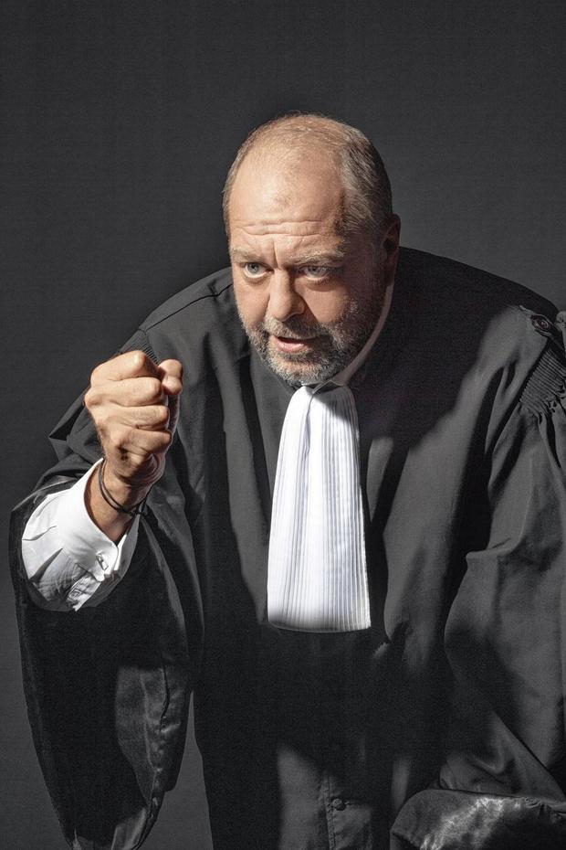"""Éric Dupond-Moretti: """"L'avocat est seul contre tous. Il ne peut pas être dans le consensus"""""""