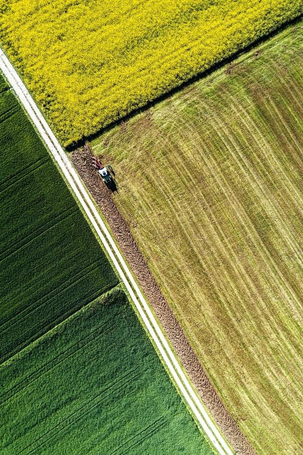 De metamorfose van het landbouwfonds