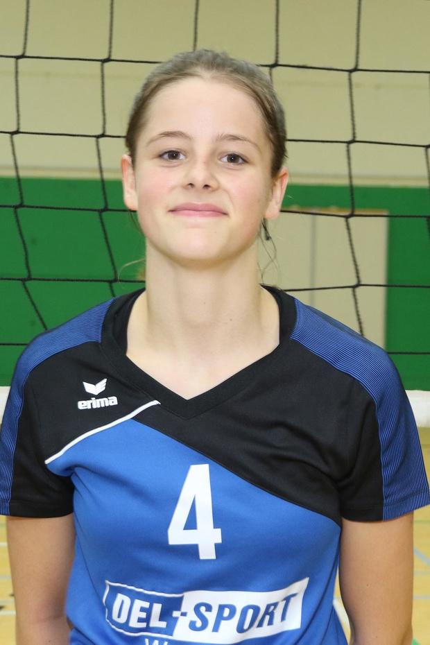 Lani Declerck blij met progressie die ze dit seizoen al maakte bij Vlamvo Vlamertinge