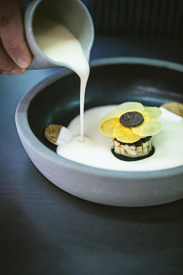 La soupe de pommes de terre de mon grand-père (de Clément Bouvier)