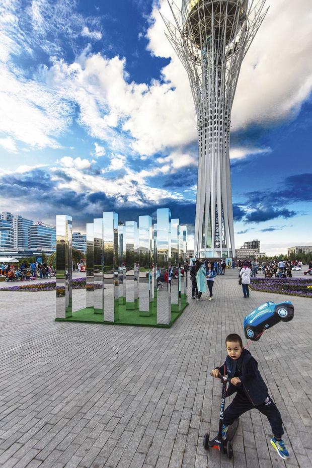 À la découverte de Noursoultan, l'iconoclaste capitale du Kazakhstan