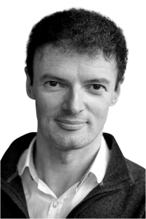 Johan Swinnen - Kankeronderzoeker