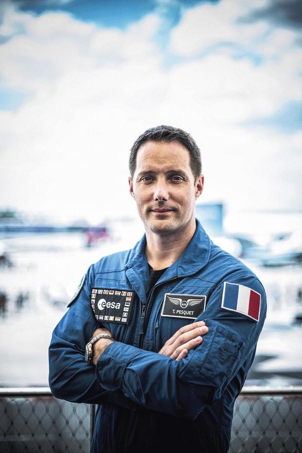 """Entretien avec Thomas Pesquet: """"On devrait aller sur Mars vers 2040"""""""