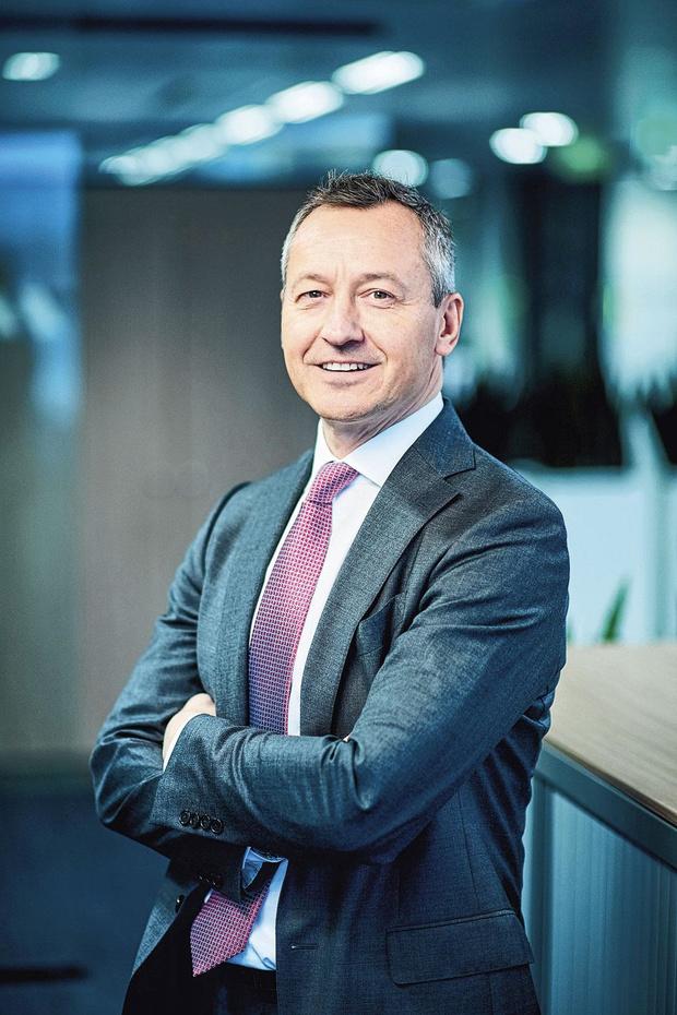 Un nouveau CEO chez D'Ieteren