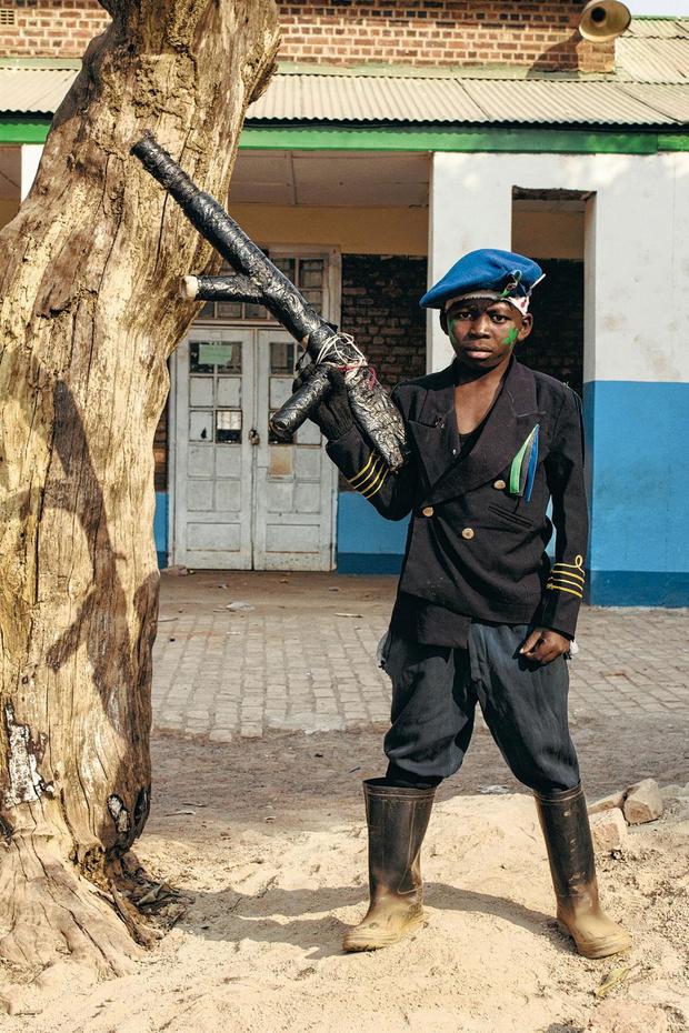 Le Congo recousu