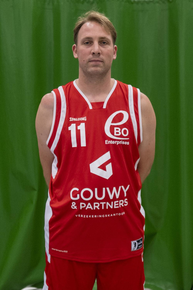 Klaas Pieters neemt na 24 jaar afscheid van BC Poperinge One