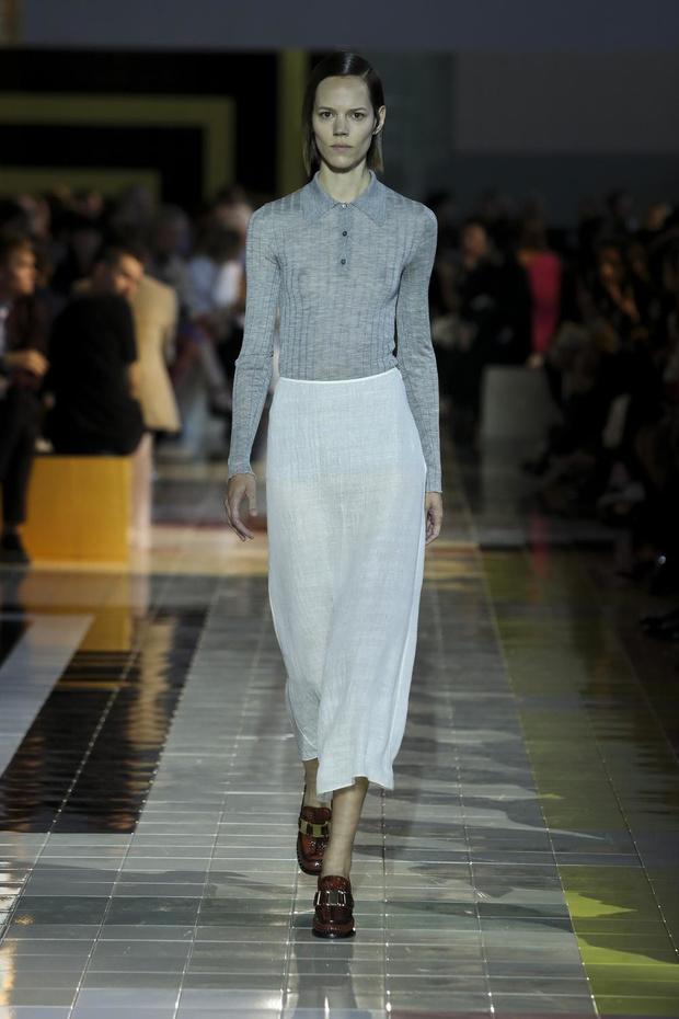 """Milan Fashion Week > L'instantané du jour: """"l'antidote à la complexité"""""""