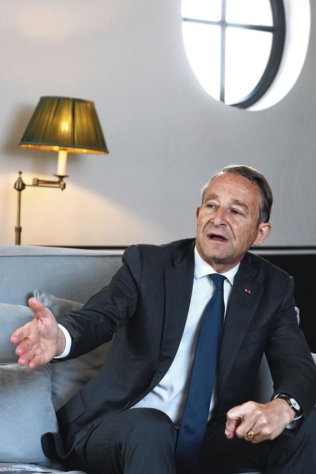 """Pierre de Villiers, conseiller en stratégie: """"La vraie valeur est chez les autres"""""""