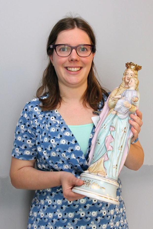 """Tientallen beelden in kapel Marialove: """"We willen Maria in de spotlights plaatsen"""""""