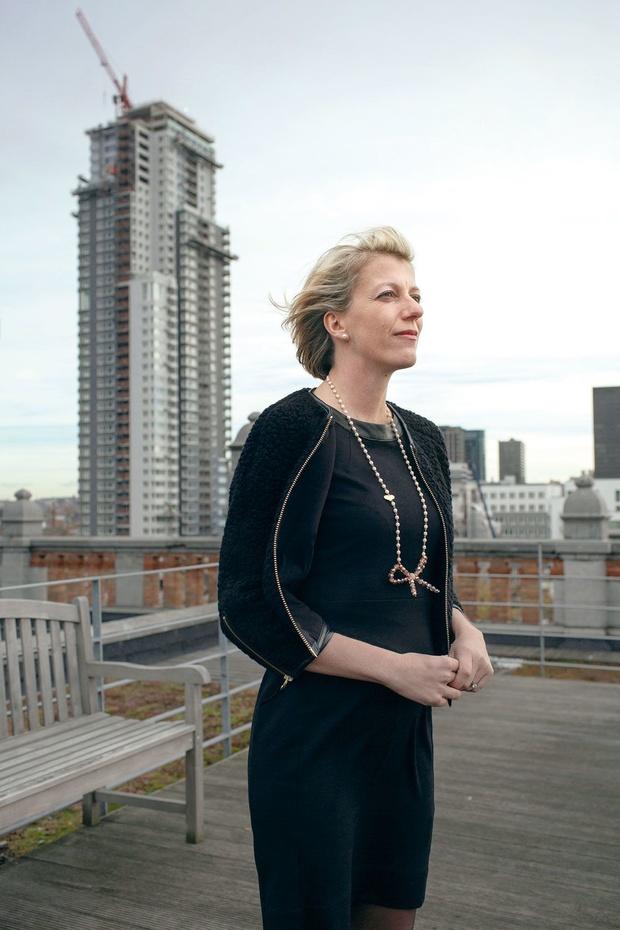 William Vanmoerkerke vervangt Anneleen Desmyter als CEO van Qrf City Retail