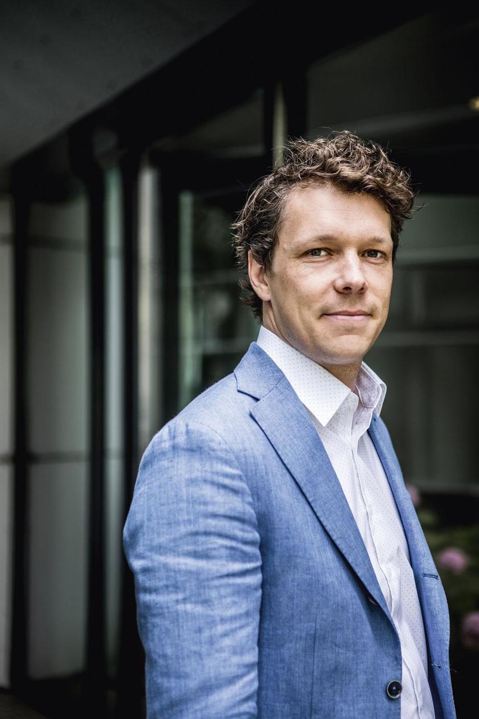 Mathijs De Wit (Newion): 'Belgische start-ups moeten niet meer onderdoen voor de Nederlandse'