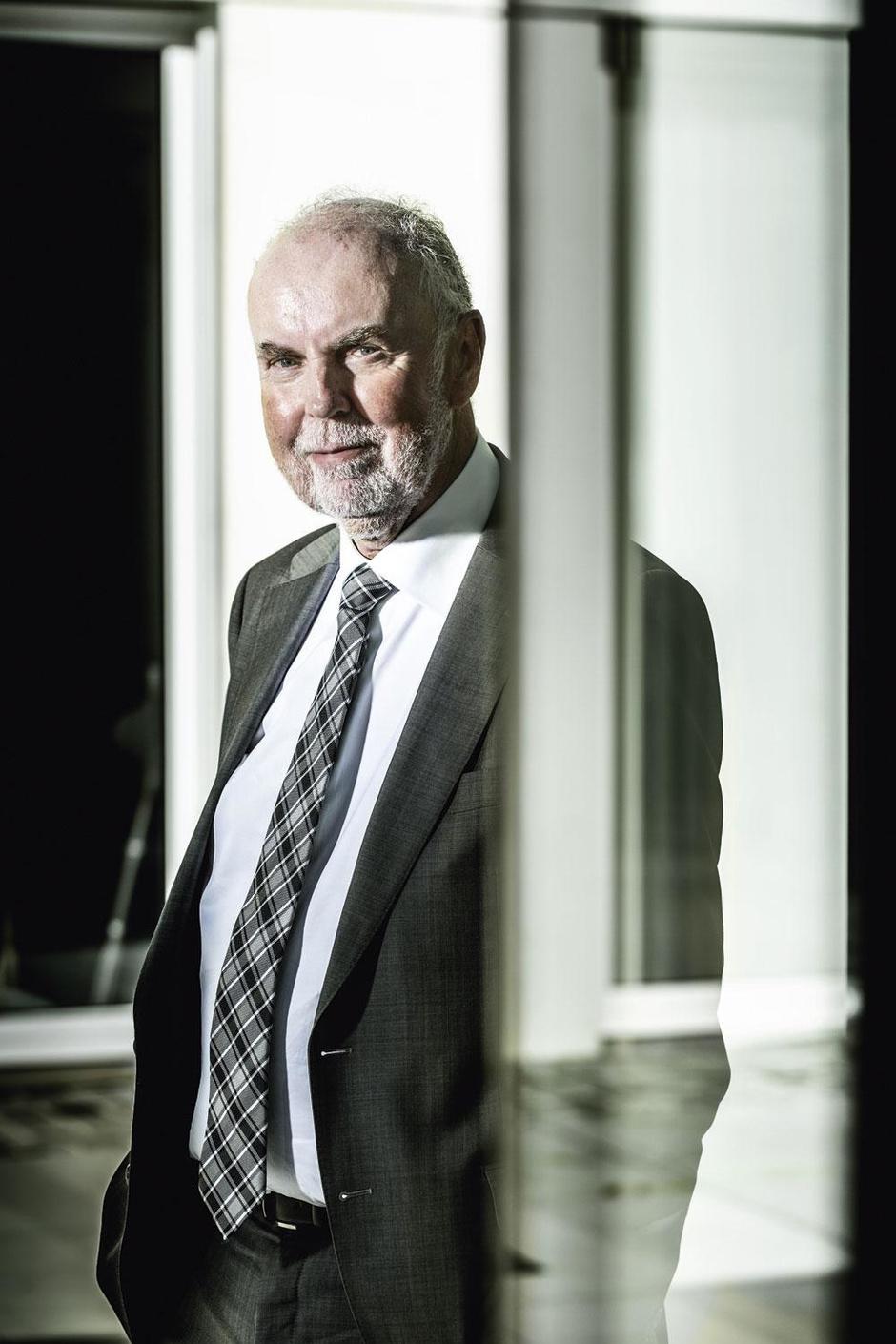 Jan Smets (oud-gouverneur NBB): 'Europa wil toch geen rentenierseconomie worden?'