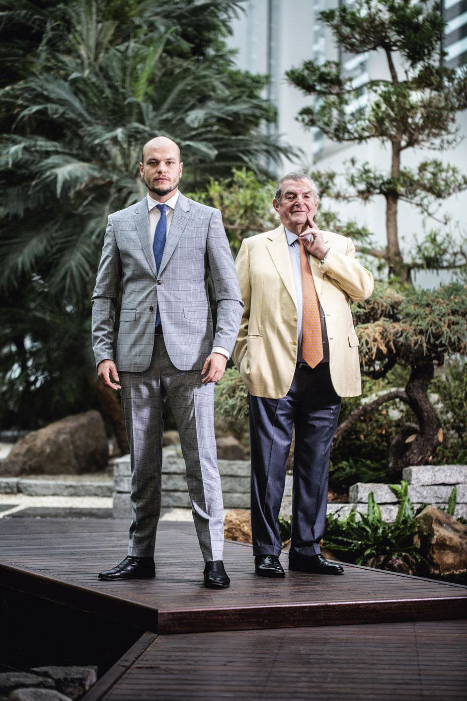 Vic en Ben Swerts over de toekomst van Soudal: 'Laat mijn zoon maar eens tegen de muur boenken'