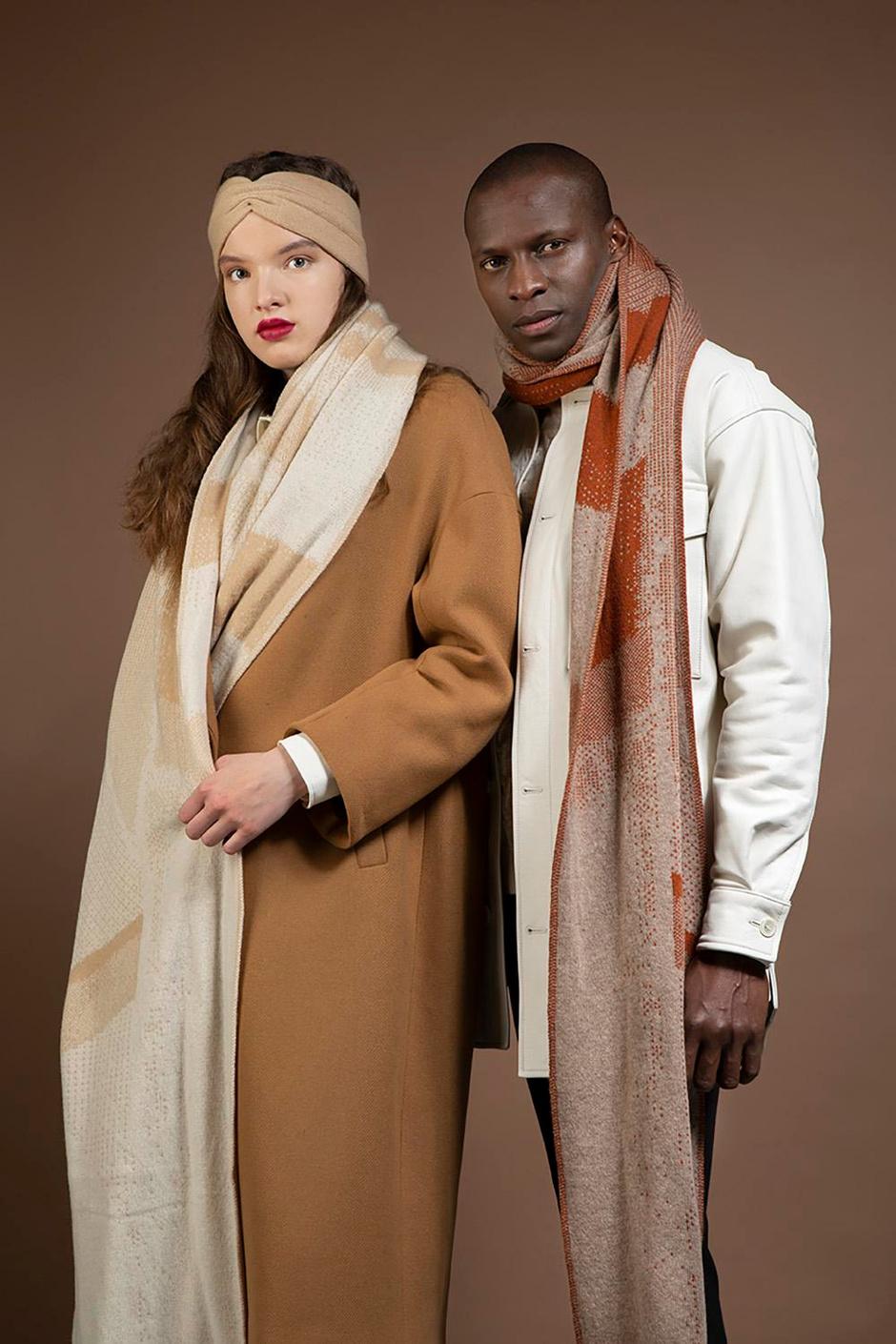 De architecten van de mode