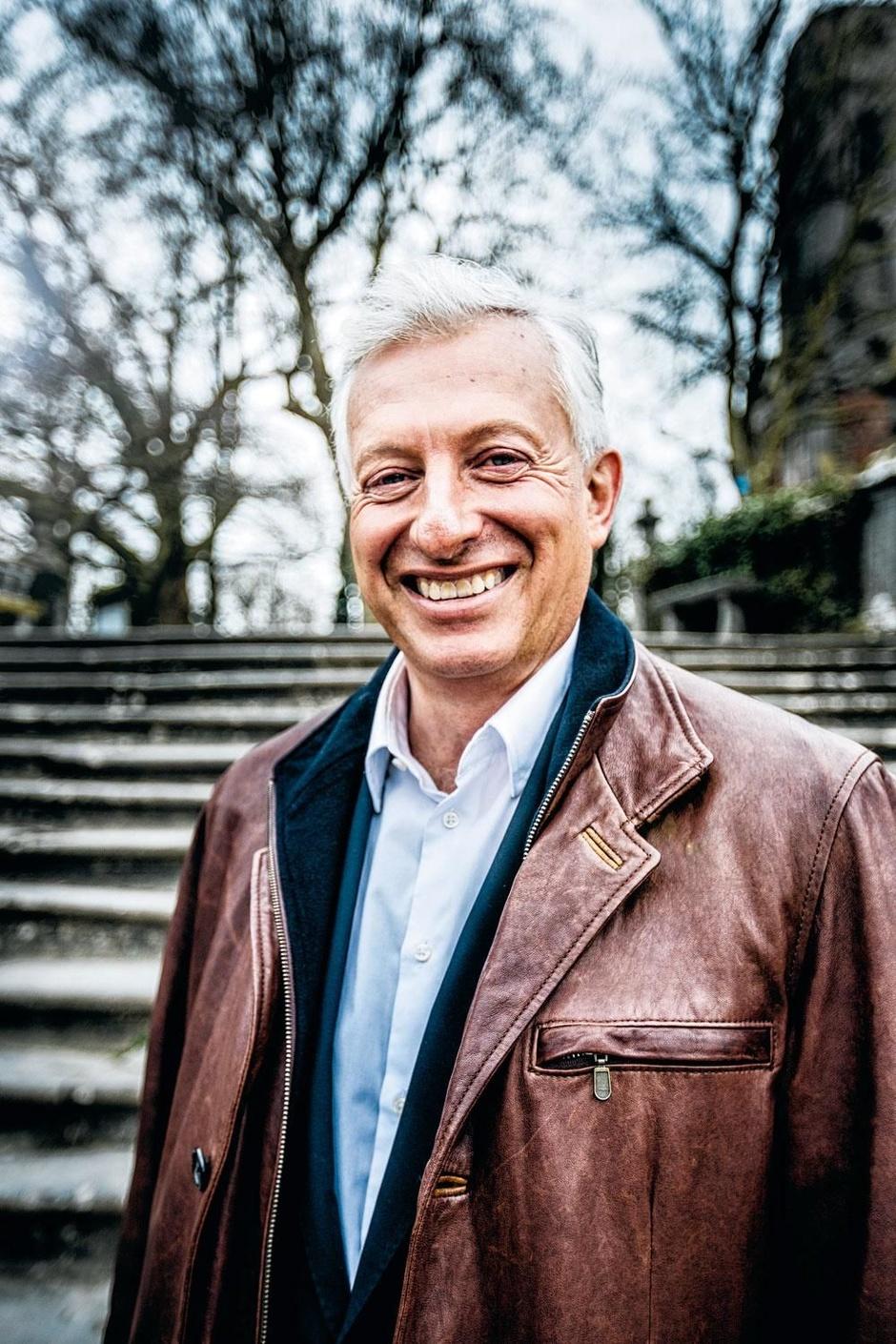 CEO Eric Domb: 'Zonder Pairi Daiza ben ik niets'