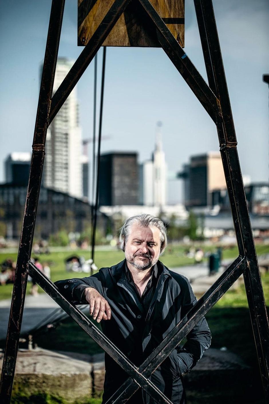 Auteur Pascal Verbeken: 'Brussel is altijd al een stad van het licht geweest'