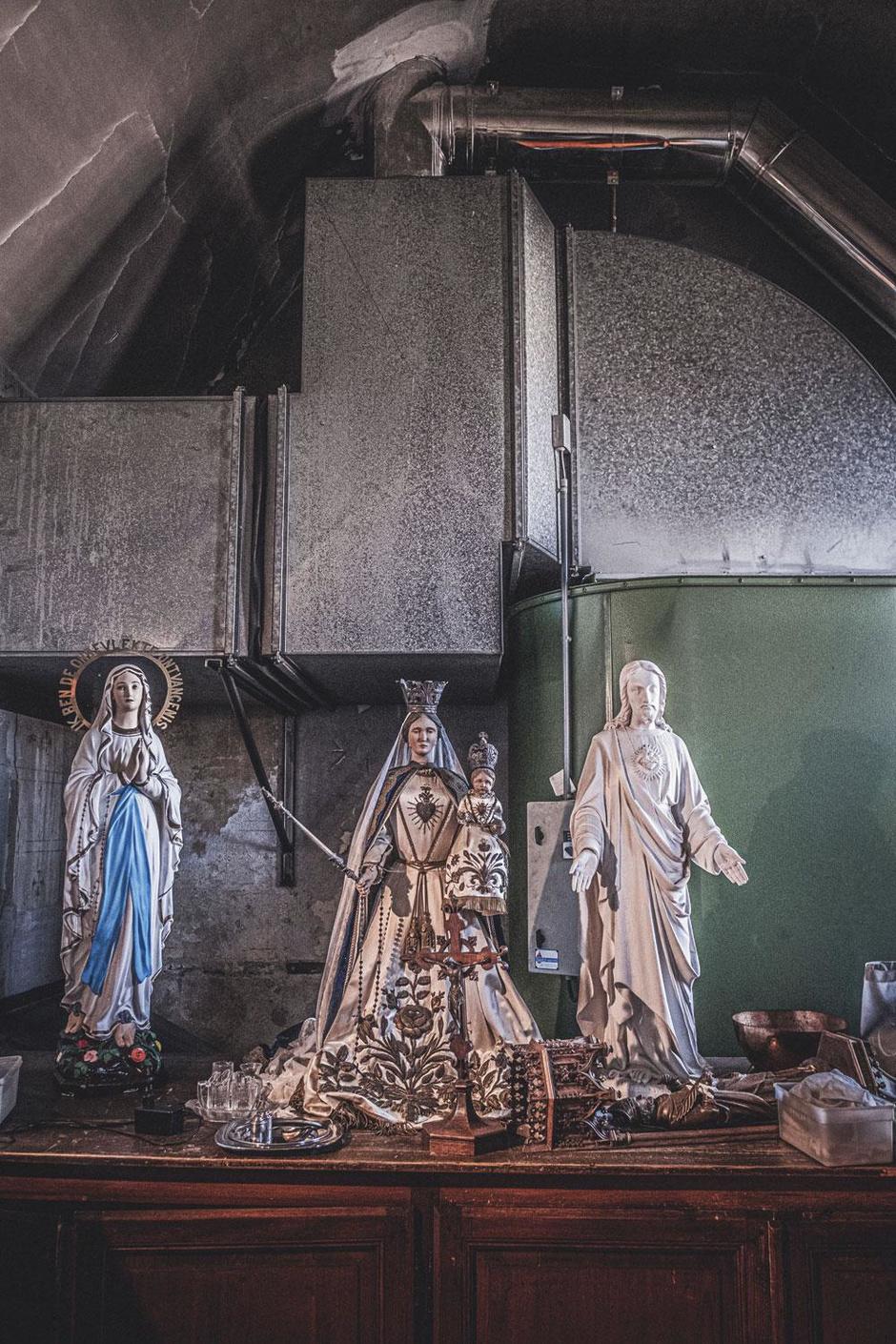 1 op de 3 kerken wordt herbestemd: wat met de inboedels?