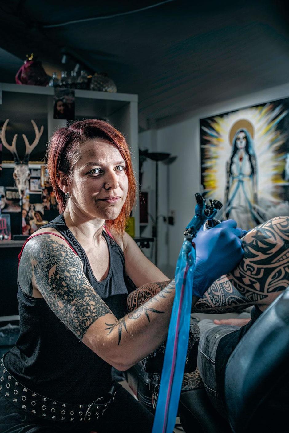 De hype van de tatoeage: 'Met een tattoo geven mensen betekenis aan hun leven'
