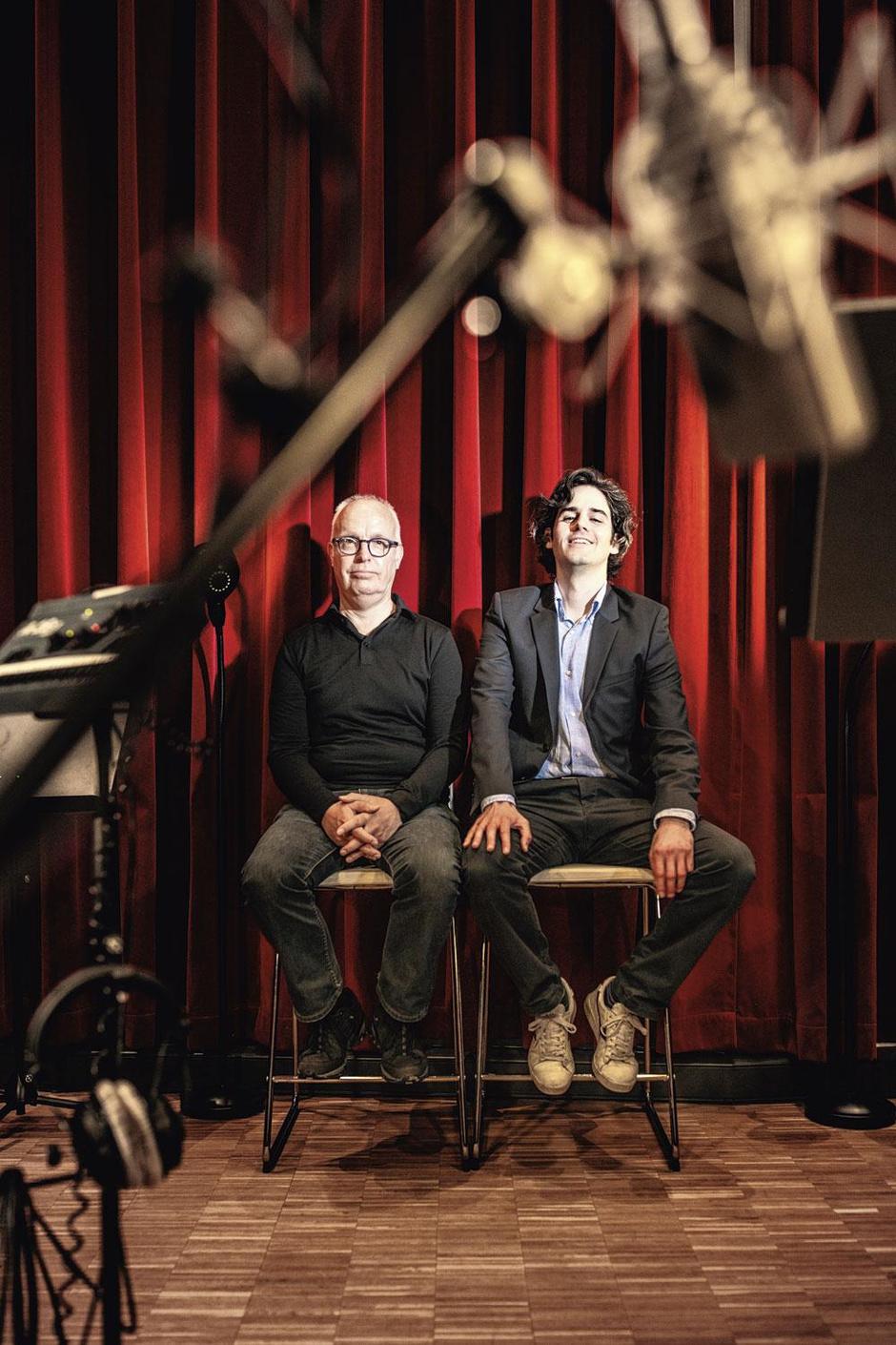 Het Geluidshuis wordt pionier als podcastmaker: 'Met een hoorspel gaan we voluit'