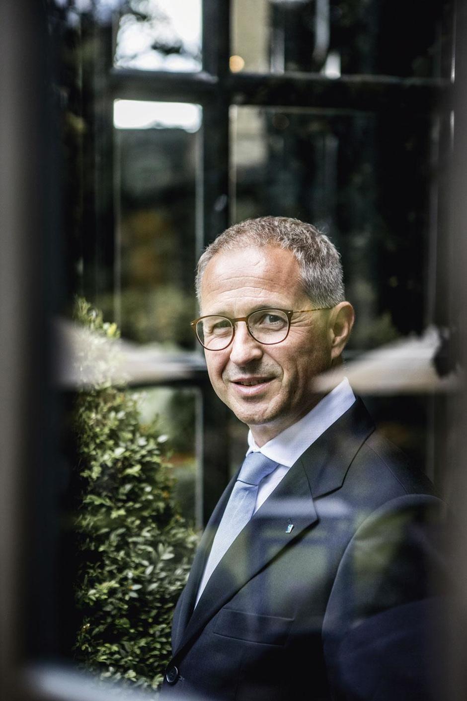 Alfred Stern (CEO Borealis) over de toekomst van de petrochemie: 'Het wegwerpmodel is een oud model'