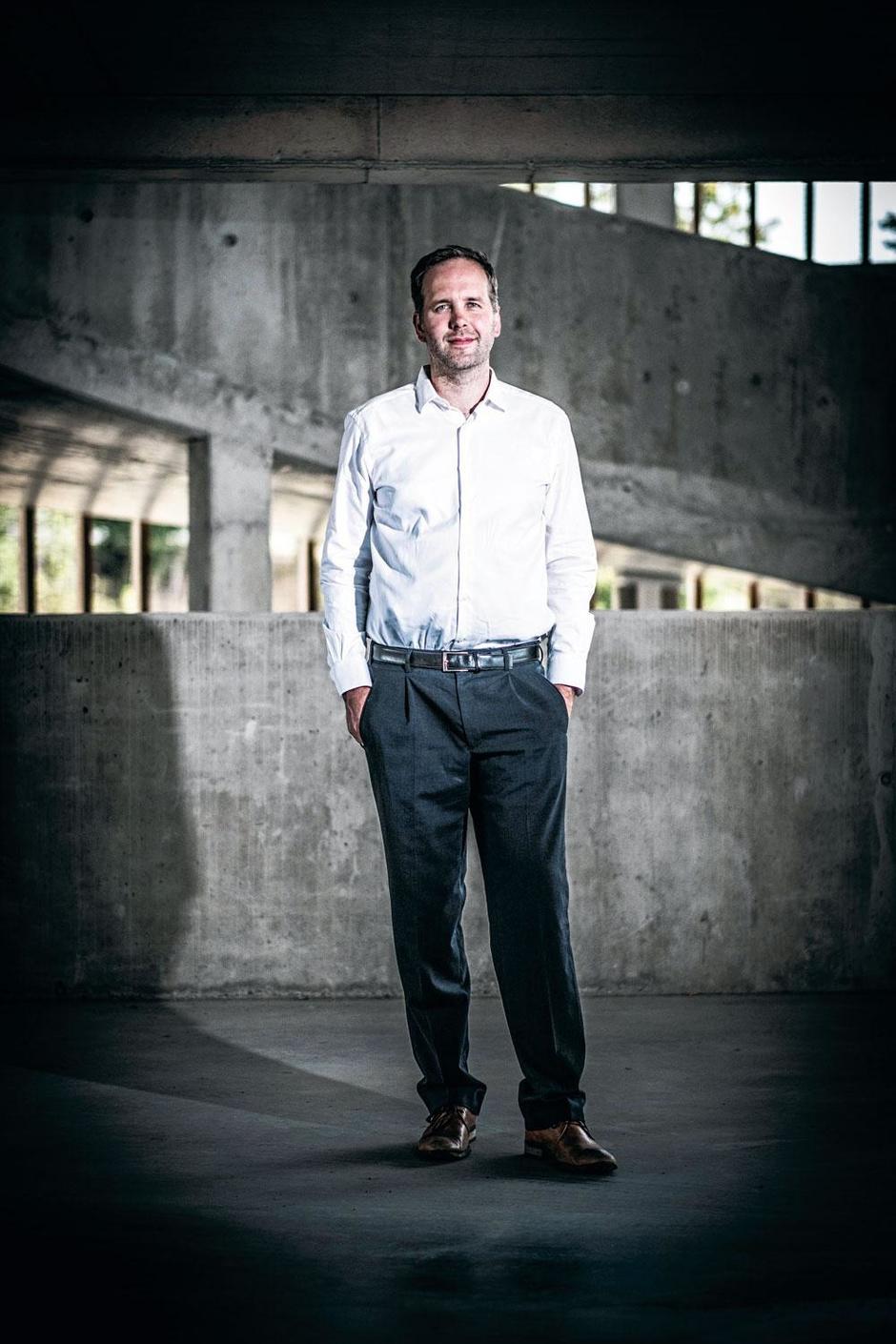 Jonathan Berte (CEO Robovision) over de ontwikkeling van AI: 'Een select clubje kan zeer veel geld verdienen'